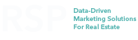 RSP - Data Driven Marketing Solutions for Real Estate Professionals